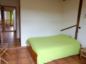 Inti Sisa guesthouse Guamote - double room