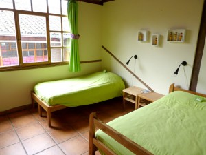 Inti SIsa guesthouse Guamote - twin room